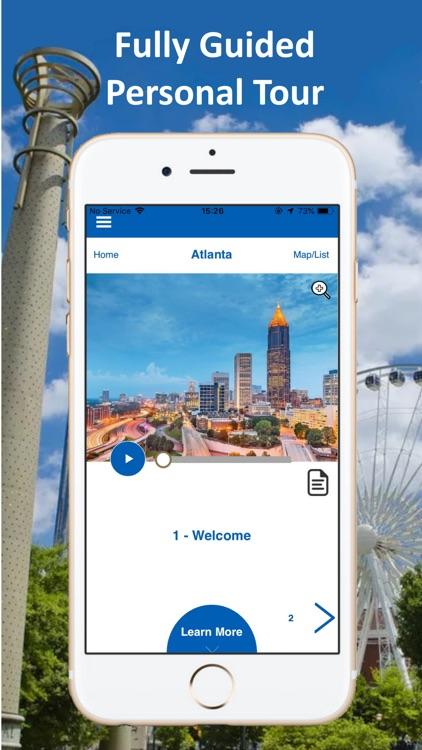 Atlanta Driving Tour Guide