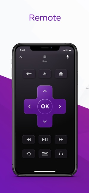 How do i sync my iphone to my roku tv