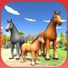 Horse Family Quest Simulator