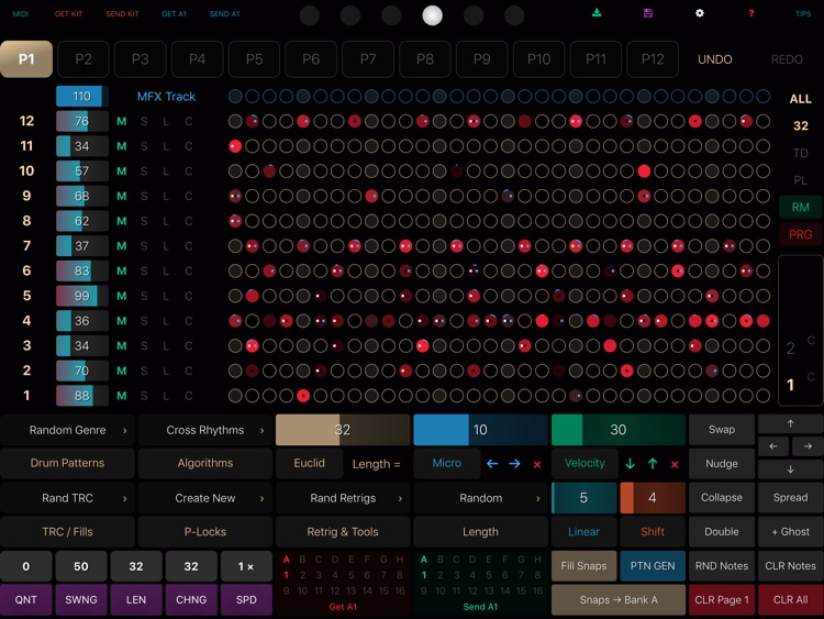 Collider - For The Analog Rytm screenshot-3