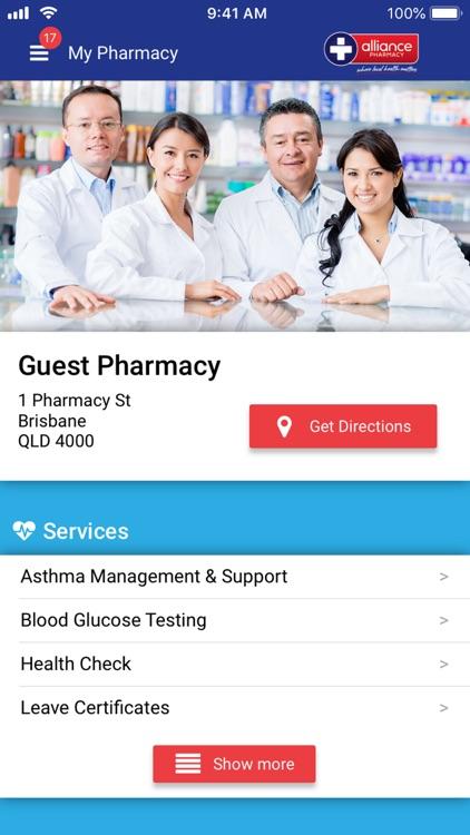 Alliance Pharmacy App screenshot-5