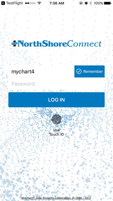 NorthShoreConnectScreenshot of 1