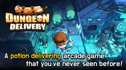Dungeon Delivery screenshot 1