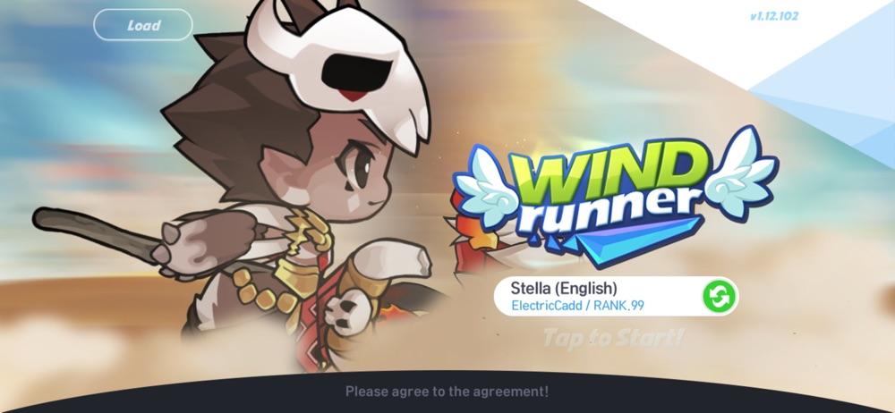 WIND runner: Re Cheat Codes