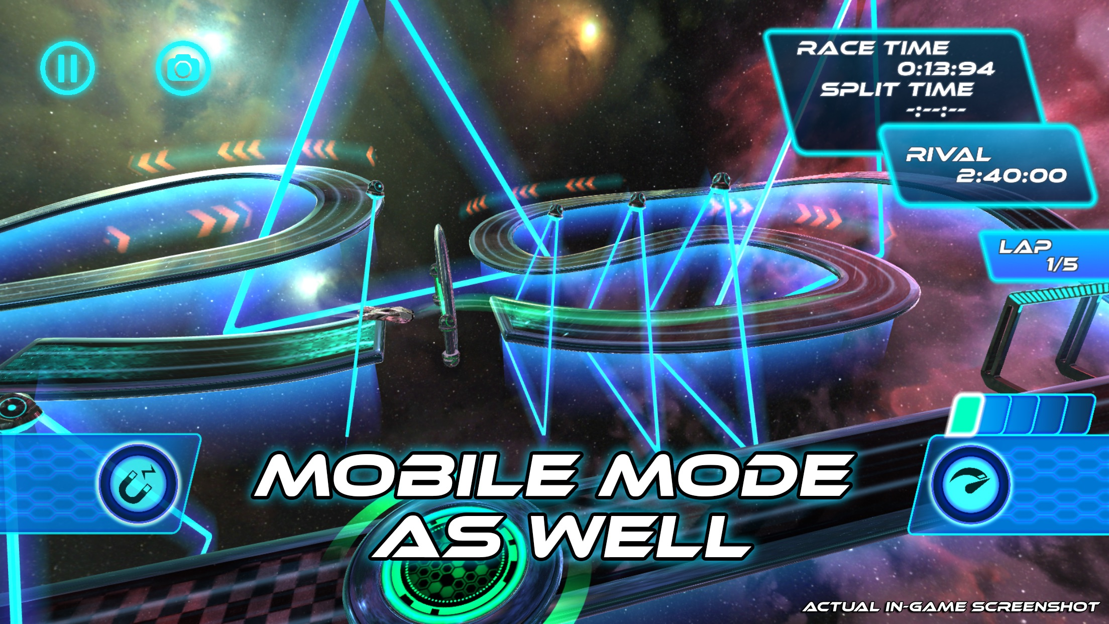 Lightstream Racer Screenshot