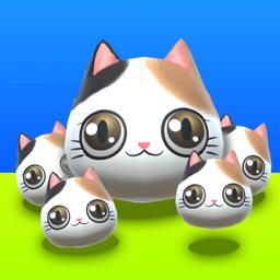 Collect Cats - Neko Runner 3D