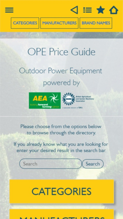 OPE Price Guide