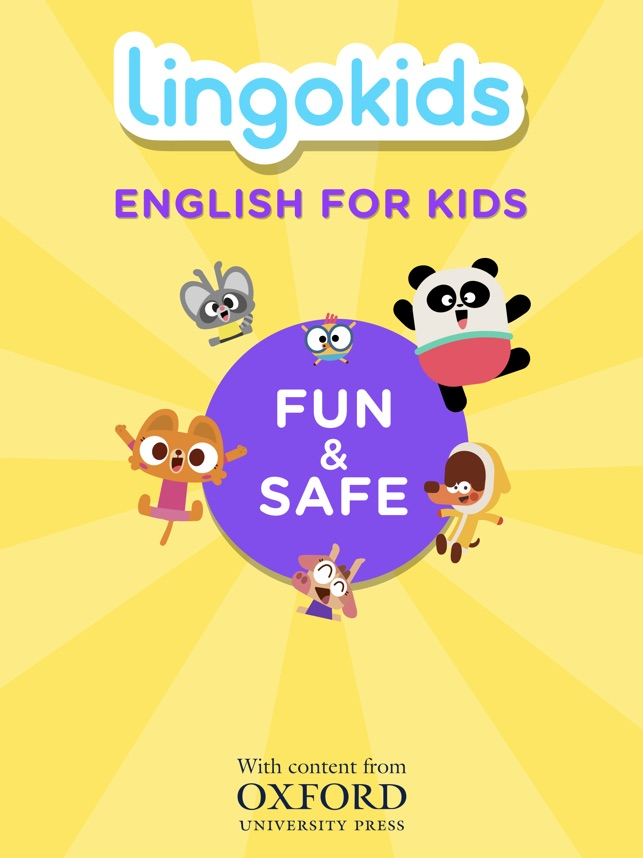 Lingokids - English For Kids on the App Store