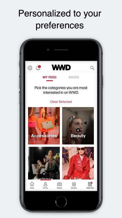 WWD: Women's Wear Daily screenshot-3