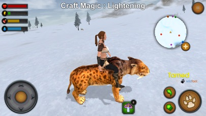 Tamed : Arctic Survivalのおすすめ画像2