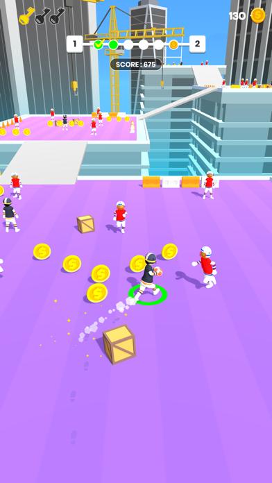 Ball Rush 3D! screenshot 1