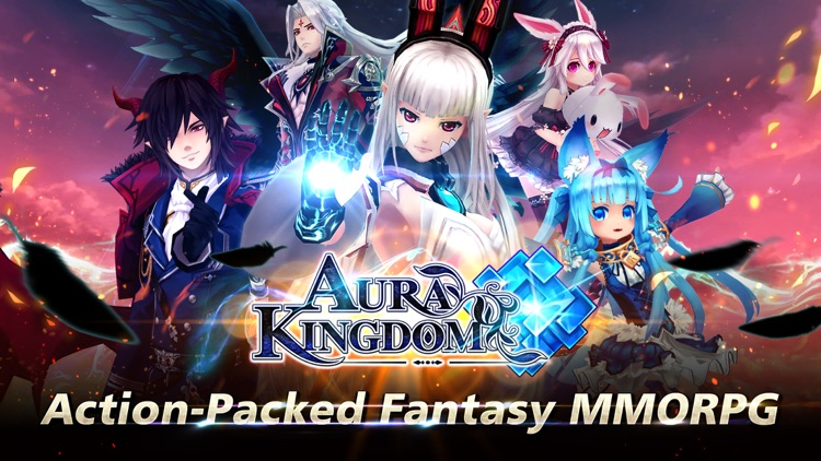 Aura Kingdom screenshot-0