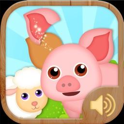Kids Animal Puzzles Sounds
