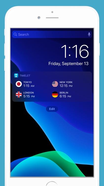 Timelet screenshot-5