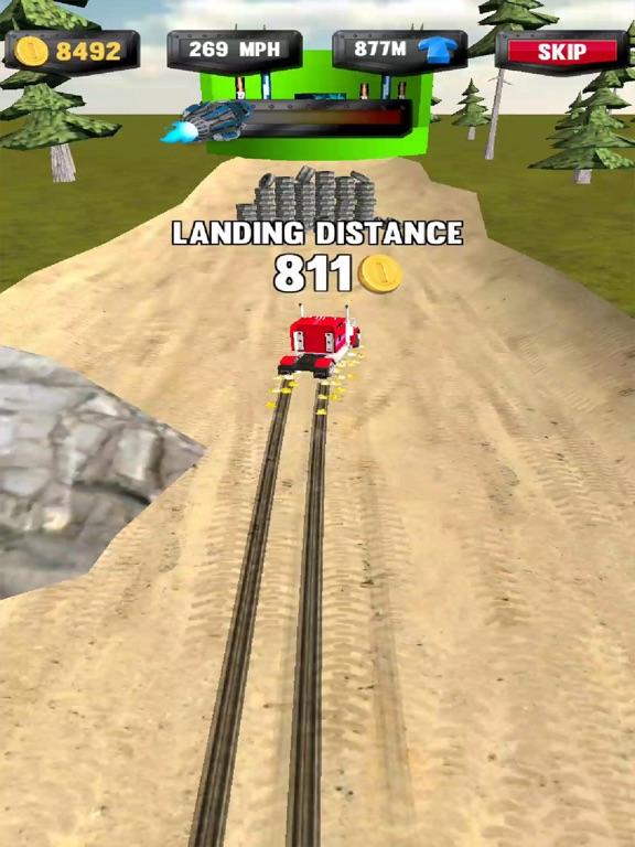 Stunt Truck Jumping screenshot 9
