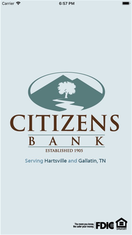 Citizens Bank – Mobile Banking screenshot-0