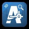 DWG Viewer 3D - For DWG to PDF - Lun Peng