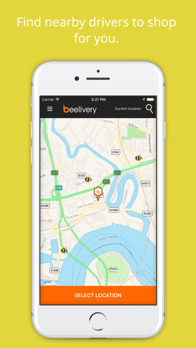 Beelivery: Grocery Delivery screenshot two