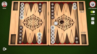 Backgammon (バックギャモン) ScreenShot1