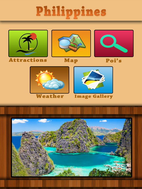 Philippines Tourism Guideのおすすめ画像1