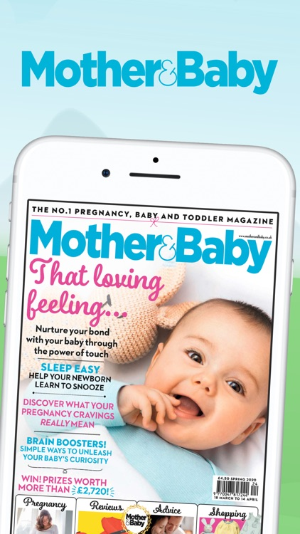 Mother and Baby Magazine screenshot-0