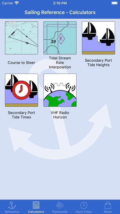 Sailing Reference screenshot-3