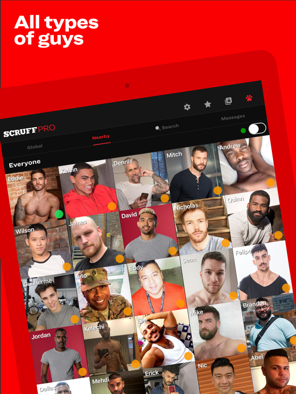 SCRUFF: Gay app for chat