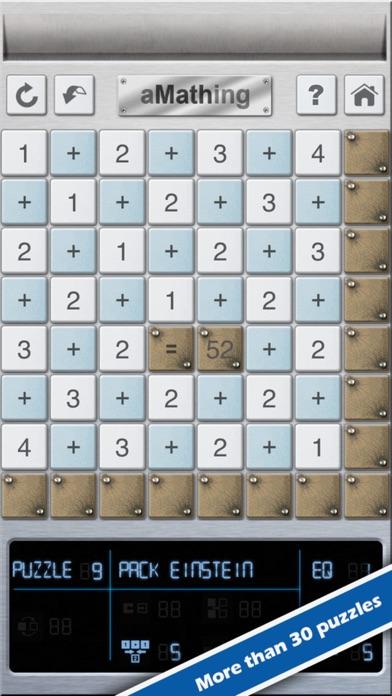 aMathing Screenshots