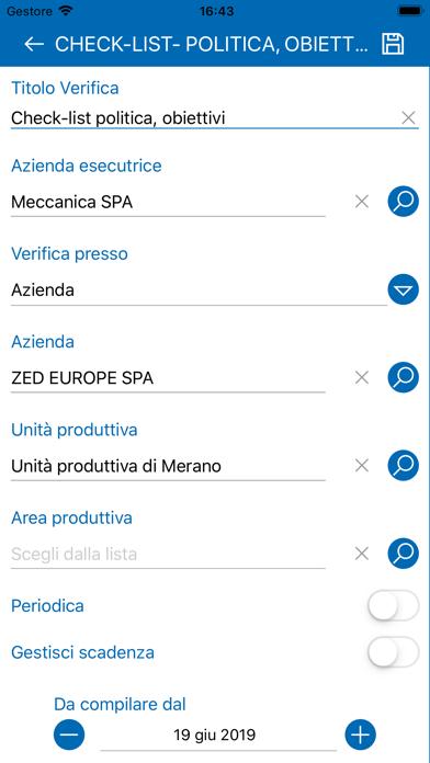 Screenshot of ZAudit Enterprise Edition3