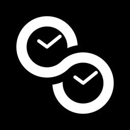 Clock Sync App Blue By Seiko Clock Inc