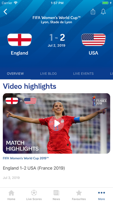 Download FIFA - Soccer News & Scores for Android