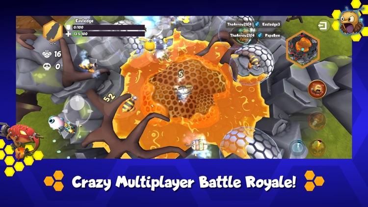 Battle Bees Royale screenshot-3