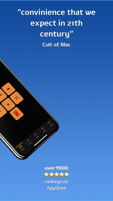 Remote control for Mac Screenshots