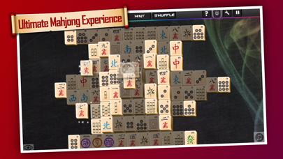 Screenshot #1 pour 1001 Ultimate Mahjong ™