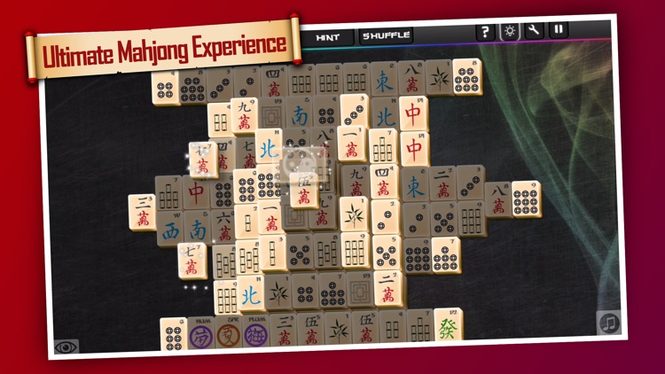 1001 Ultimate Mahjong ™ screenshot-0
