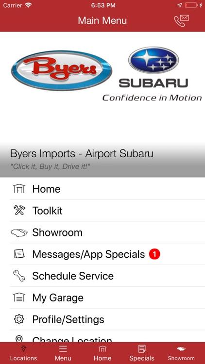 Byers Auto MLink screenshot-8