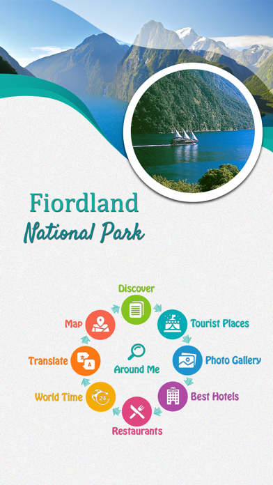 Fiordland National Park screenshot 2