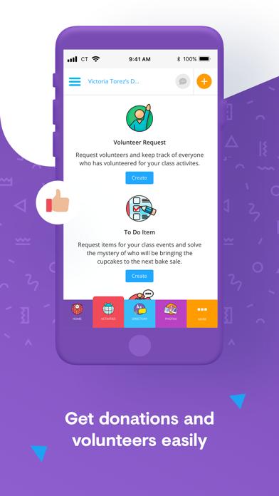 messages.download ClassTag: Class Communication software