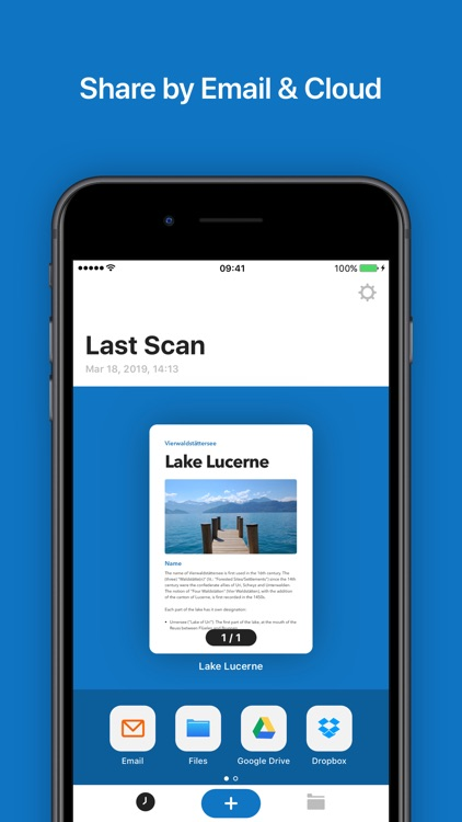 Scanner App: Scan PDF Document screenshot-3