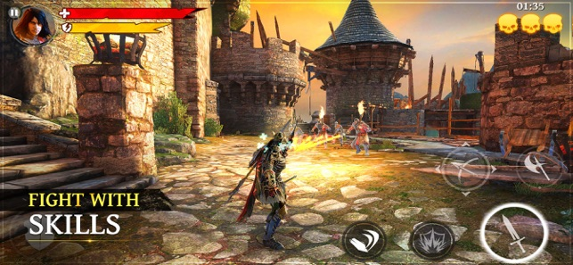 Iron Blade: Medieval RPG on the App Store