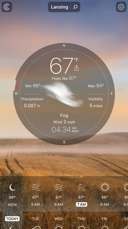 Weather Live - Local Forecast screenshot-3