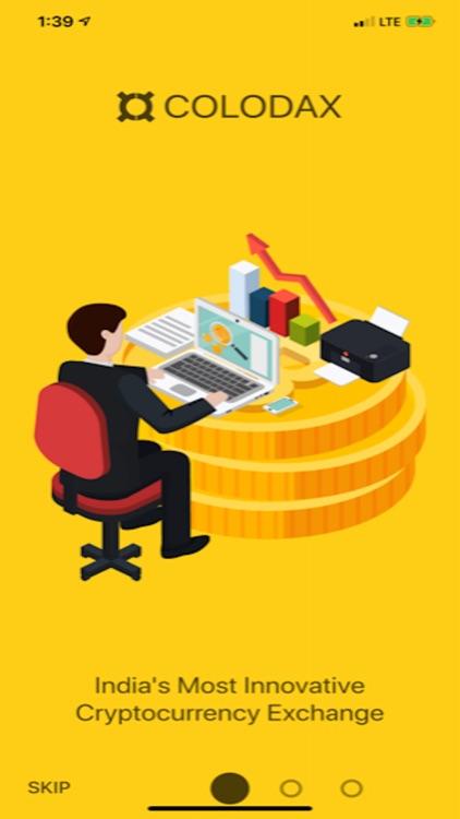 Colodax-India Crypto Exchange