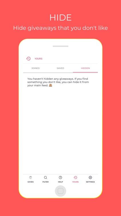 Giveaway App screenshot-7