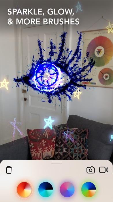 LightSpace - 3D painting in ARのおすすめ画像3