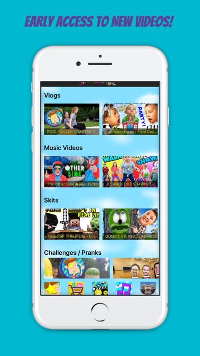 FGTeeV & FUNnel Vision TV screenshot 2