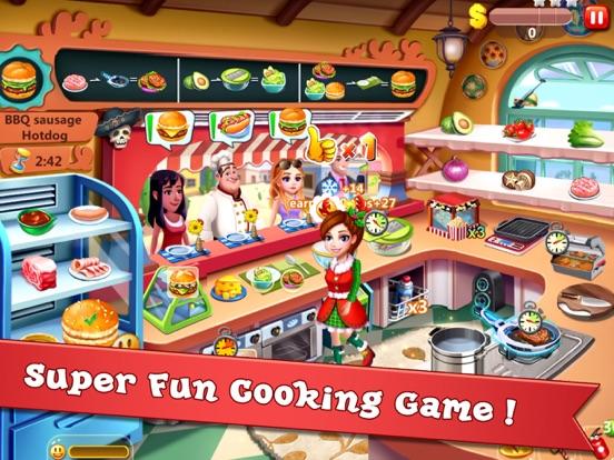 Rising Super Chef 2 на iPad