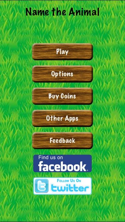 Name The Animal - Word Game screenshot-4