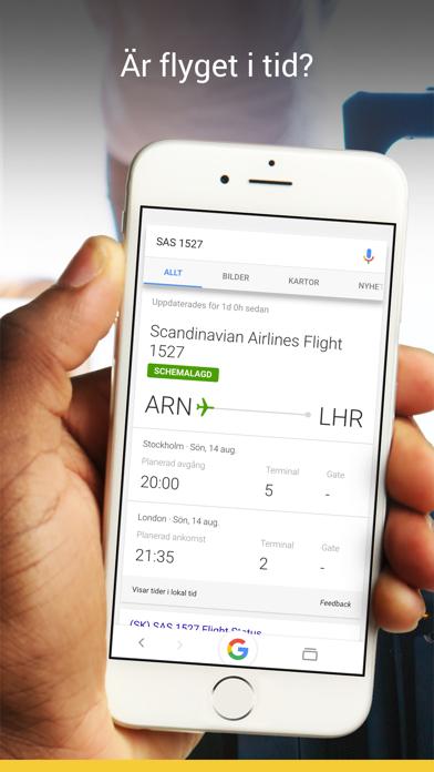 Screenshot for Google in Sweden App Store