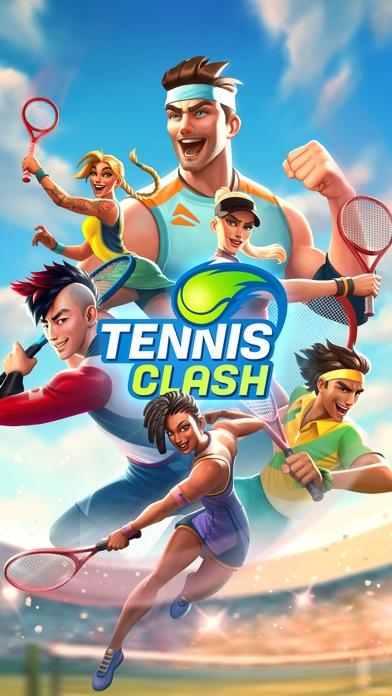 Tennis Clash:Game of Champions screenshot 5