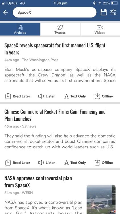 Linkboard: Business News App screenshot-3